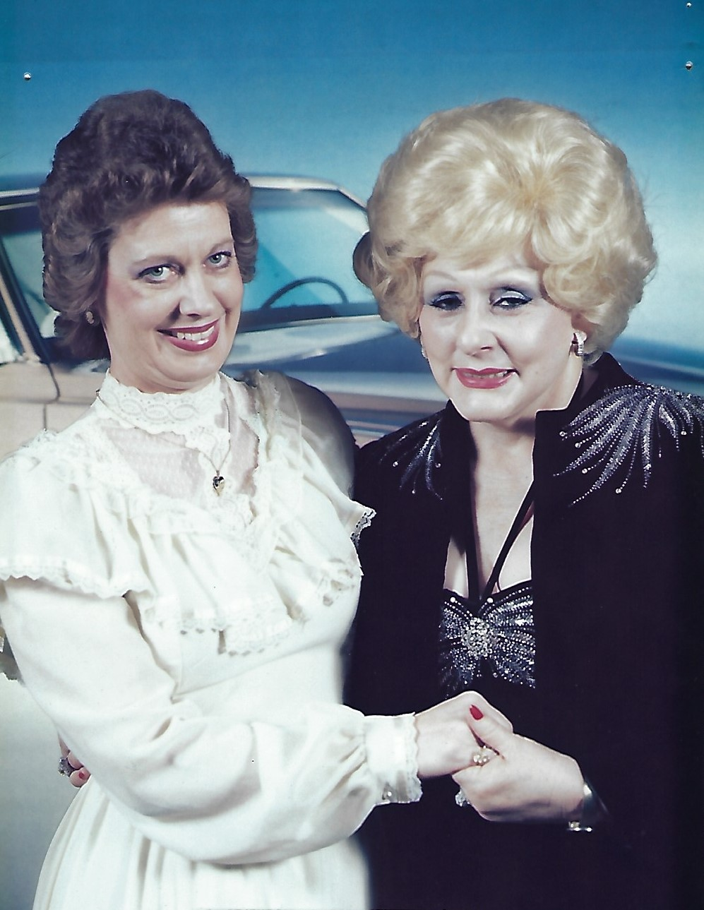 ANNETTE & MARY KAY 1983