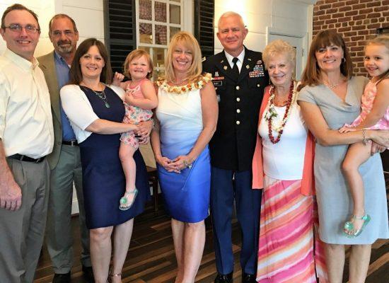 Family Vinces Ceremony